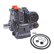 ABC1233 - Belt Driven Power Steering Pump, Only For Tractors Using Eaton Style Pump