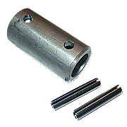 ABC497 - Economy Char-Lynn Steering Coupler (For Tractors With U-Joint)