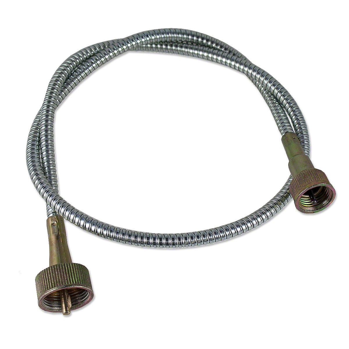 ABC565 Metal Sheathed Tach / Proofmeter Cable -- Fits Ford NAA, Jubilee And Other Models!