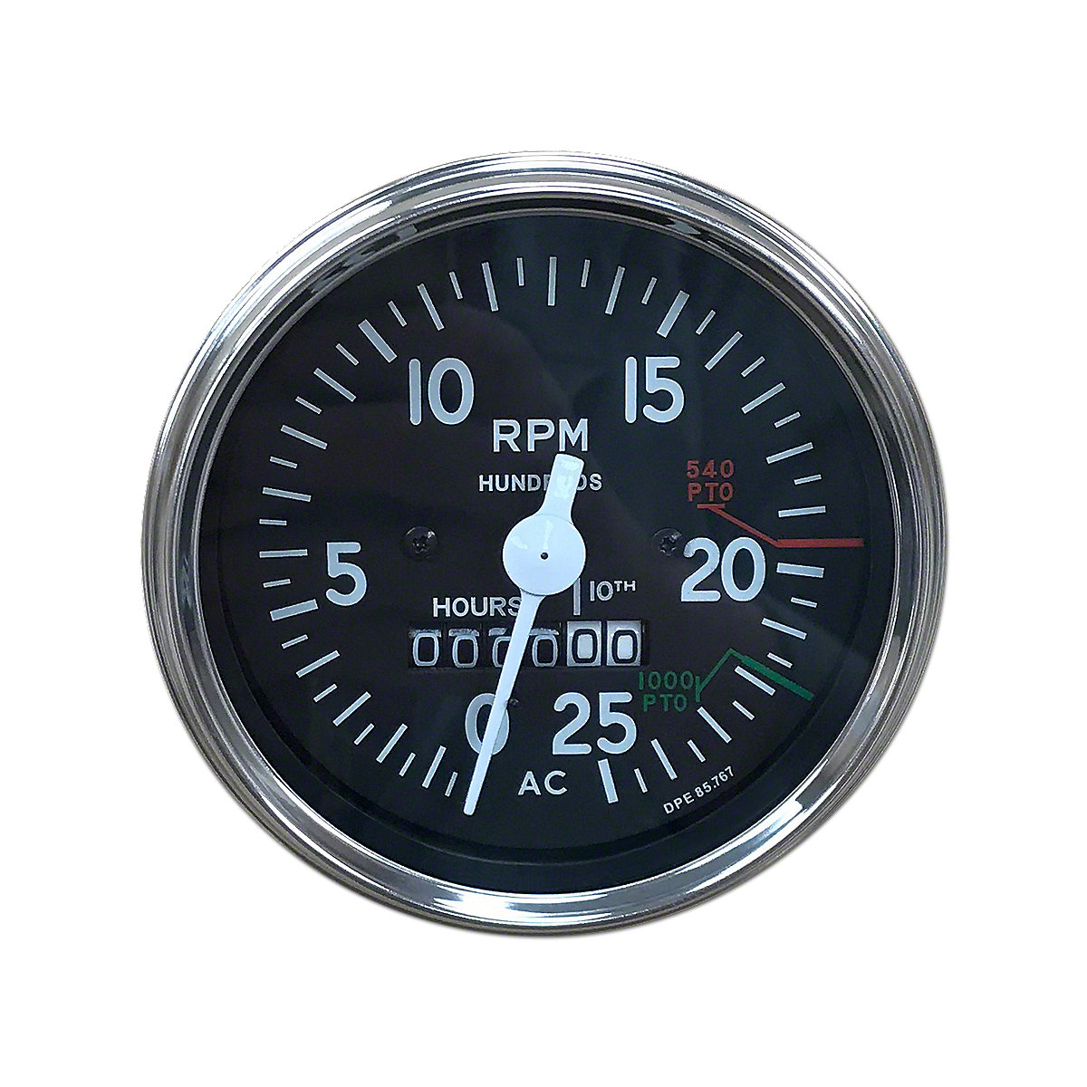 ACS303 Allis Chalmers Tachometer Or Operation Meter