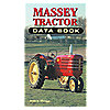 Massey Tractor Data Book | Tractor Data for MF Tractors | BOK1215