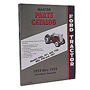 BOK1313 - Ford Parts Manual Reprint