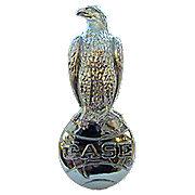 CKS054 - Chrome Case Eagle Emblem