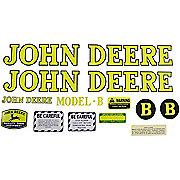 DEC004 - JD B 1939-46: Mylar Decal Set