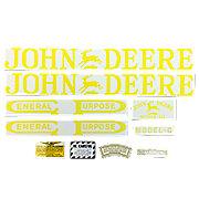 DEC005 - JD G 1923-38: Mylar Decal Set