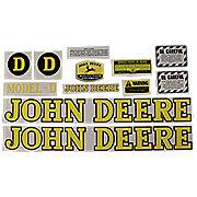 DEC010 -  JD D 1939-46: Mylar Decal Set