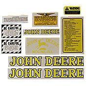 DEC016 - JD L 1939-46: Mylar Decal Set