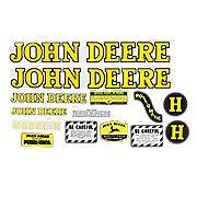 DEC018 - JD H 1939-46: Mylar Decal Set