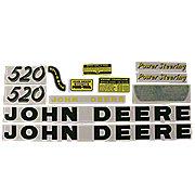 DEC026 - JD 520: Mylar Decal Set
