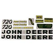 DEC028 - JD 720 Gas: Mylar Decal Set