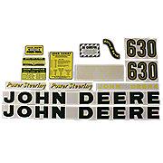 DEC034 - JD 630: Mylar Decal Set