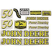DEC039 - JD 50: Mylar Decal Set