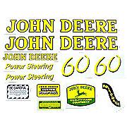 DEC040 - JD 60: Mylar Decal Set