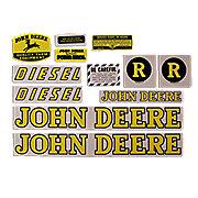 DEC044 - JD R: Mylar Decal Set