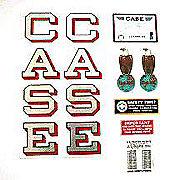 DEC060 - Case C: Mylar Decal Set