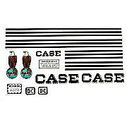 DEC063 - Case DC: Mylar Decal Set