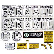DEC089 - MC D B 1939-44: Mylar Decal Set
