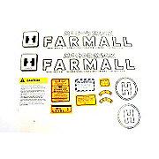 DEC094 - IH H 1945-53: Mylar Decal Set