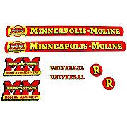 DEC140 - MM R: Mylar Decal Set
