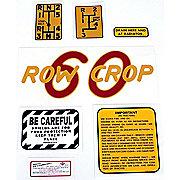 DEC153 - Oliver 60 Rowcrop: Mylar Decal Set