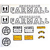 DEC236 - MYLAR DECAL SET