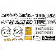 DEC374 - MC D W6 1939-44: Mylar Decal Set