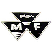 "DEC434 - MF Models: Mylar Decal  6"" 1-Piece Triple Triangle Logo"