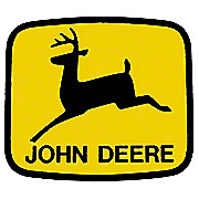 DEC457 - 2 Legged Leaping Deer Decal - Vinyl Cut