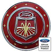 FDS012 - Ford NAA Hood Emblem