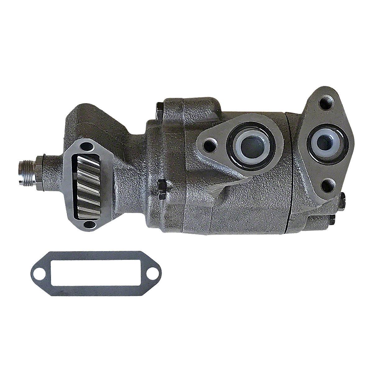 Piston Type Hydraulic Pump