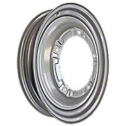 FDS220 - 3 X 19 Front Wheel With Large 9 5/8