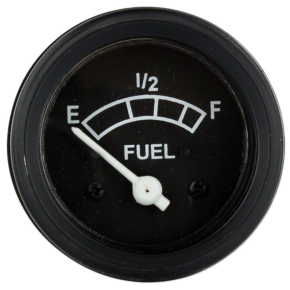 FDS275 Fuel Gauge With Black Bezel (Positive Ground)
