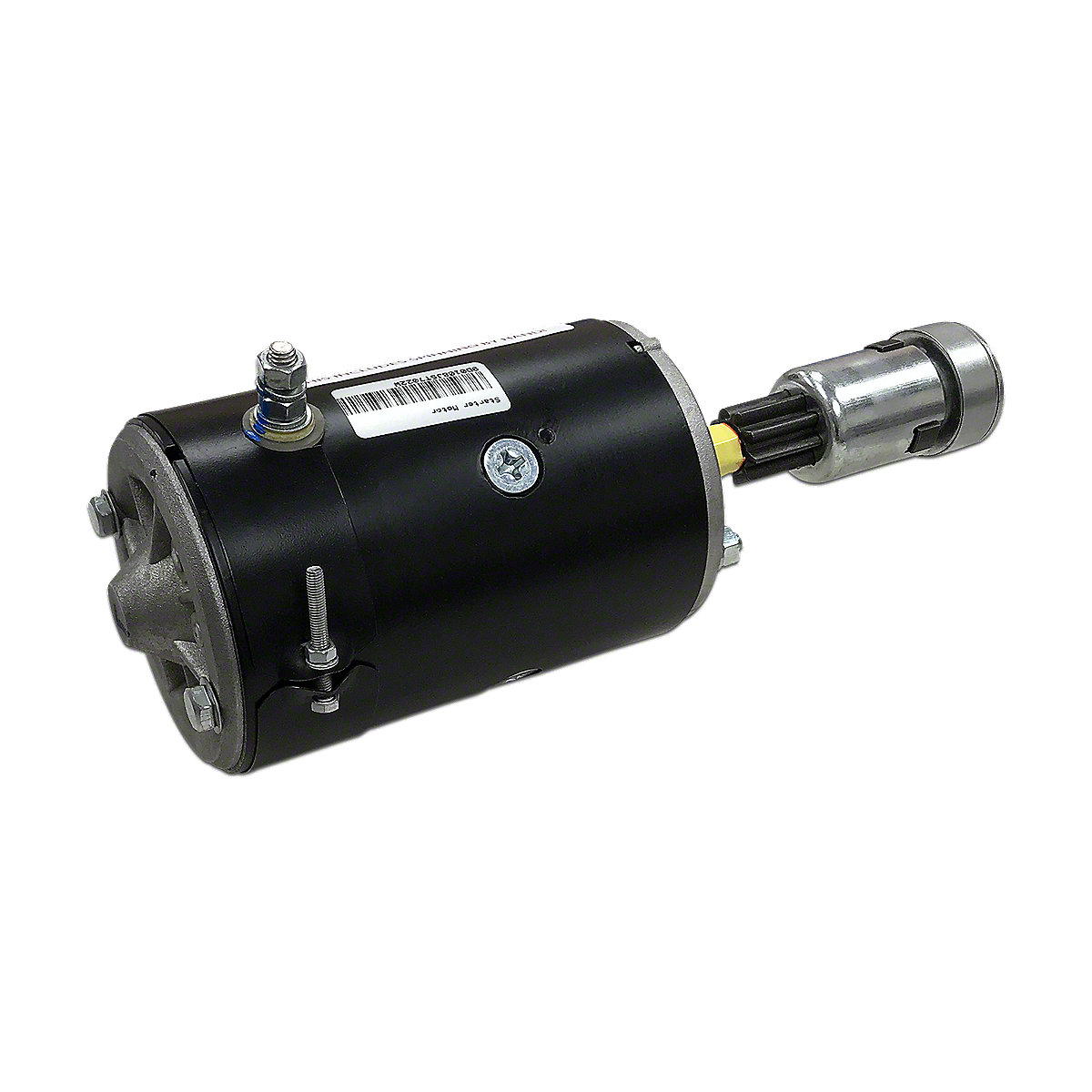 FDS297 6 Volt Starter With Drive (Bendix)