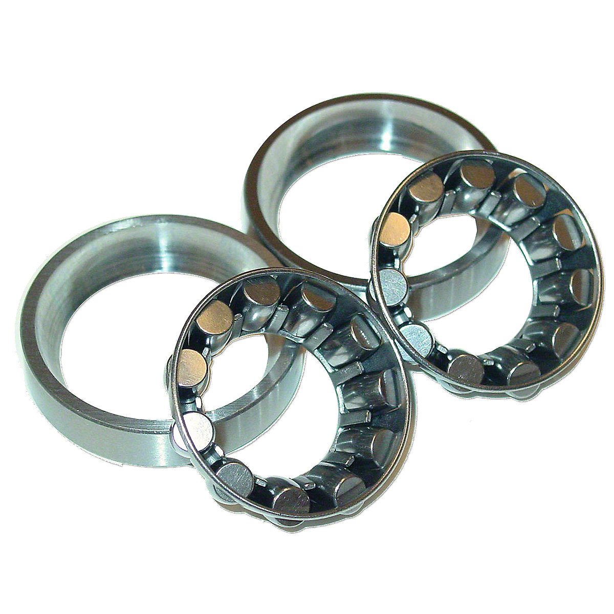 FDS387 Steering Ball Nut Shaft Bearing Kit