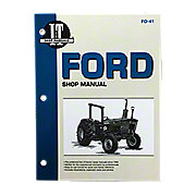 i \u0026 t shop service manual Ford 4610 Tractor Wiring Harness