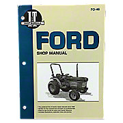 I/&T Tractor Workshop Manual Ford 1120 1220 1320 1520 1720 1920 2120 Diesel