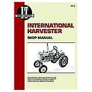 IH8 - I & T Shop Service Manual