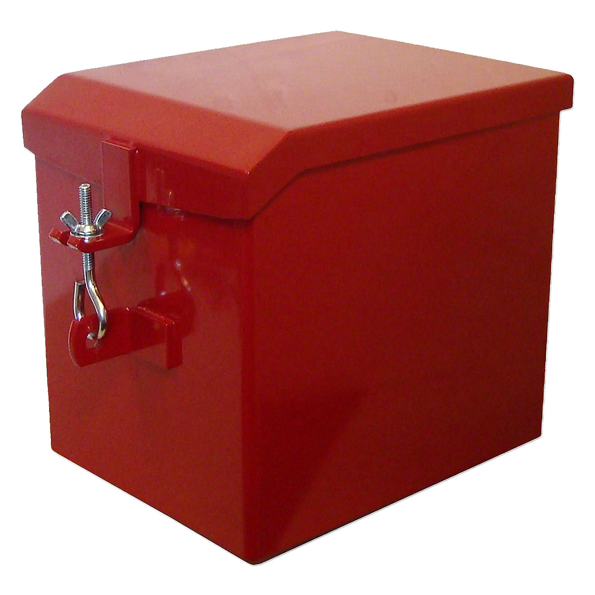 Farmall H Battery : Ihs battery box with lid