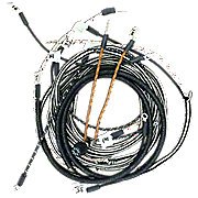 IHS2921 - Wiring Harness Kit (for tractors with 1 wire alternator)