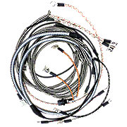 IHS2927 - Wiring Harness Kit (for tractors with 1 wire alternator)