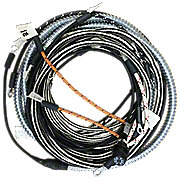 IHS2929 - Wiring Harness Kit (for tractors with 1 wire alternator)
