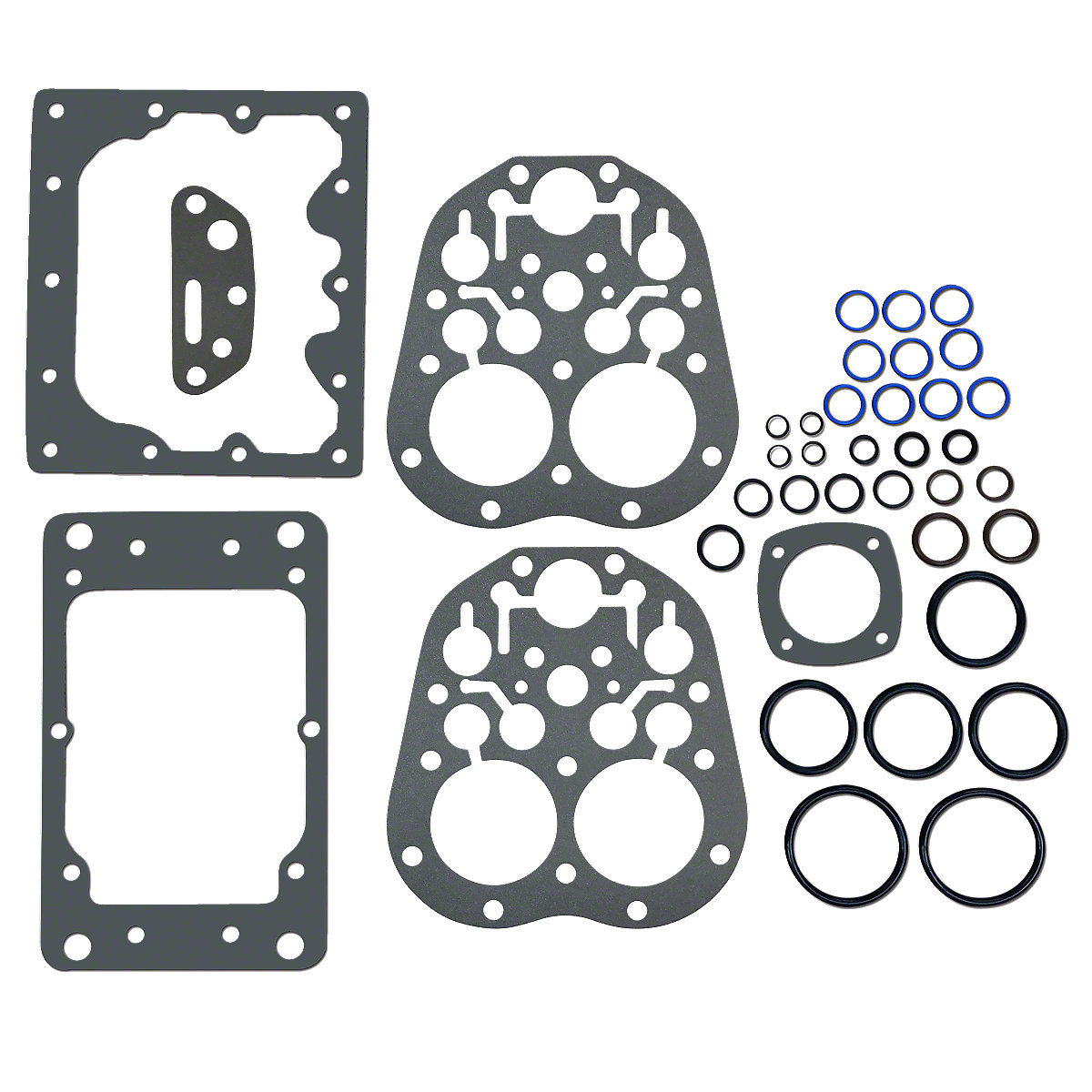 Hydraulic Touch Control Block Gasket And O Ring Kit