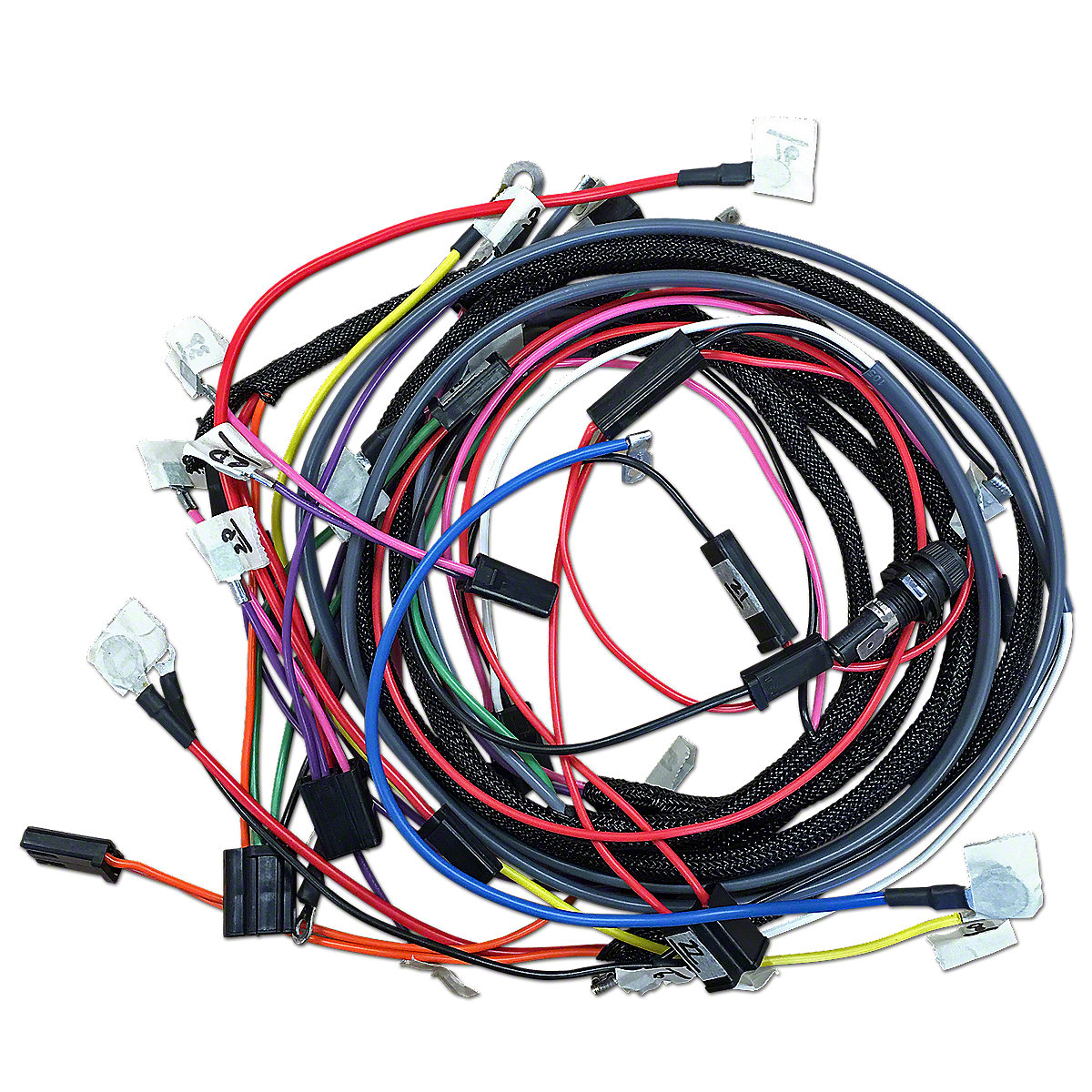 restoration quality wiring harness ihs3518