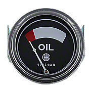 IHS452 - Oil Pressure Gauge (0-75 PSI) - Dash mounted