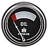 IHS454 - OIL PRESSURE GAUGE W/ STUDS
