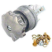 IHS594 - 12 Volt Rotary Light Switch 4-Position