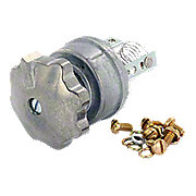 IHS596 - 12 Volt 3 Position Rotary Light Switch