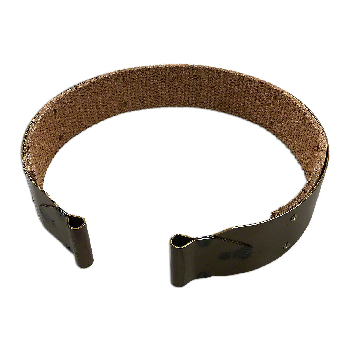 Brake Bands And Lining : Ihs lined brake band