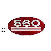 IHS716 - Side (Oval) Emblem