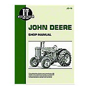 JD16 - I&T Shop Service Manual